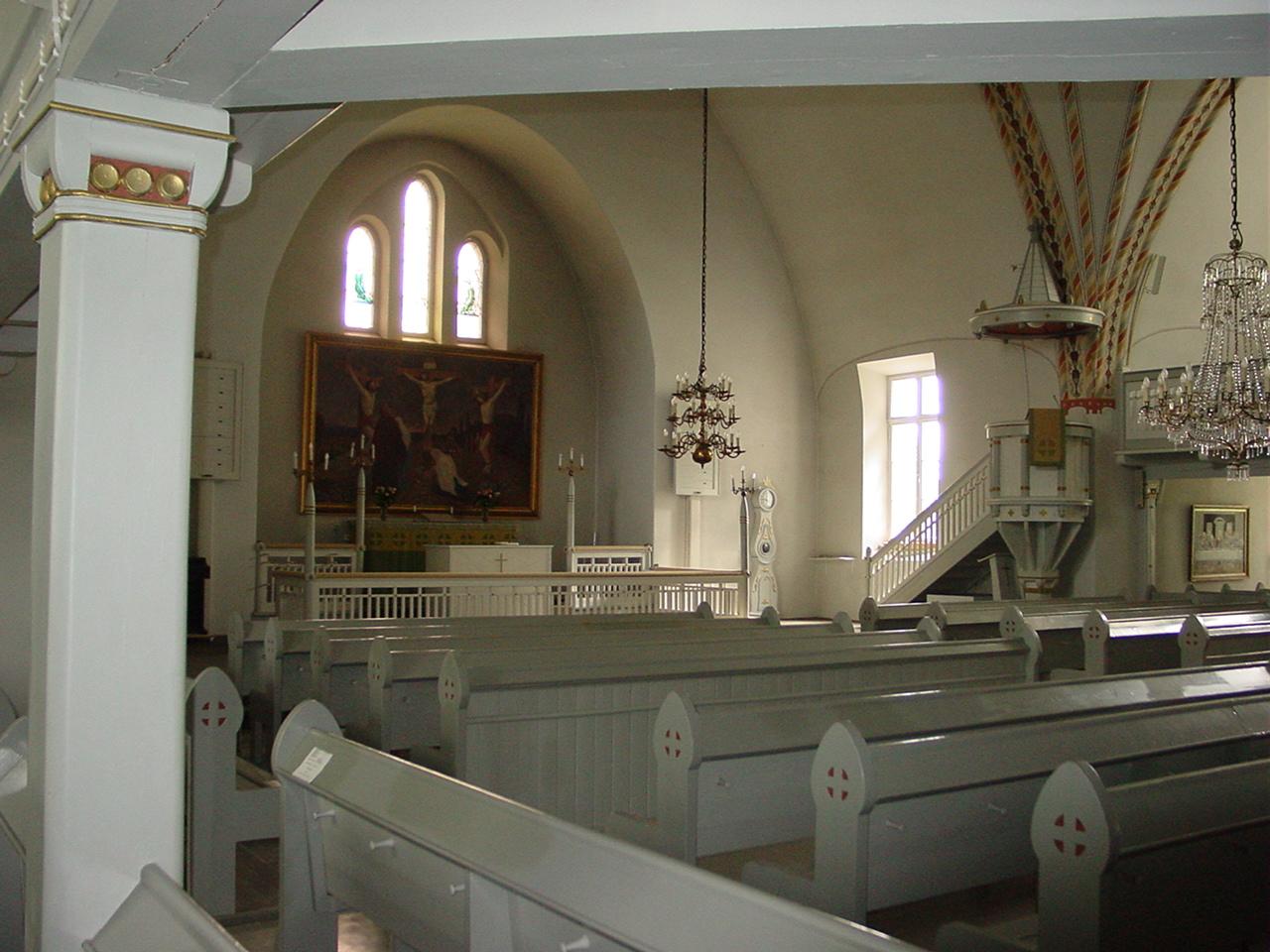 Valtimon seurakunta