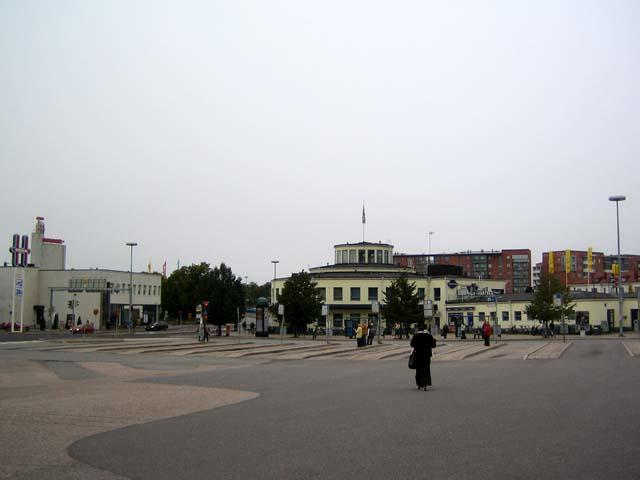 Kajaani Linja-Autoasema